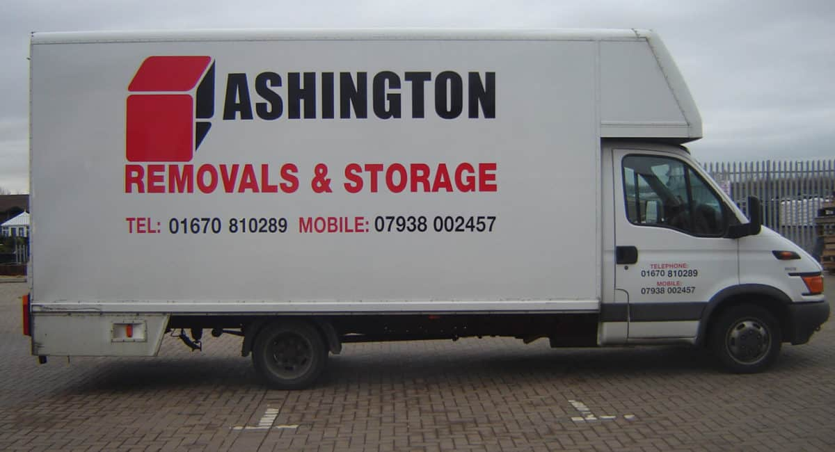 Removals Killingworth