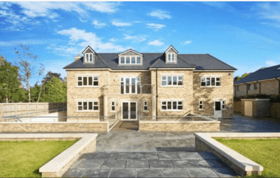 Darras Hall 6 bed house for sale
