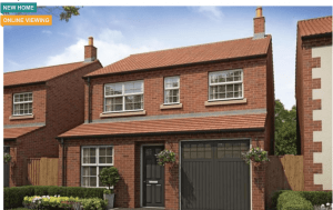 New house for sale Morpeth £250K